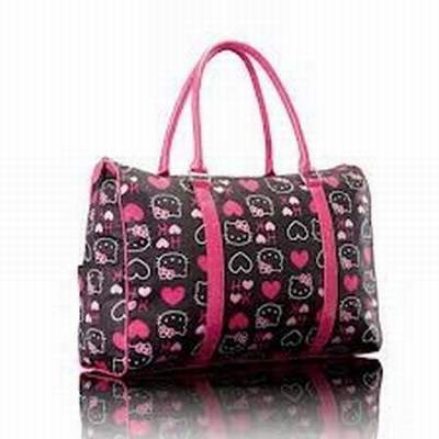 Sac roulette hello kitty pas cher